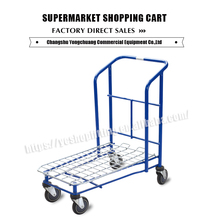 carrefour large demands various style supermarket shopping cart