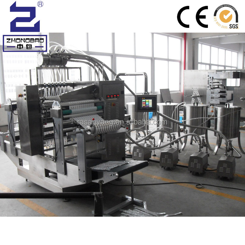 Small Sachet Liquid vertical packing machine