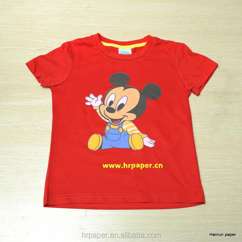 Dark t shirt heat transfer paper professional for for Best quality t shirt transfer paper