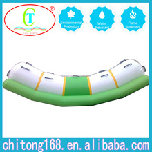 Inflatable Single Lane Water Seesaw For Adult