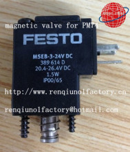magnetic valve for PM74, printing parts