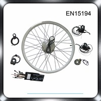 sine wave controller magic pie LED display 36v 250w front rear wheel electric bike conversion kit