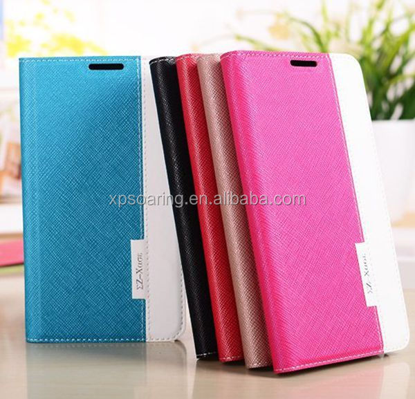 Cellphone Colorful leather case for Samsung Galaxy Note 2 N7100