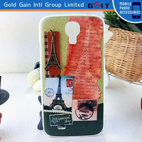 Eiffel Tower PC Cover Case For Samsung S4 i9500