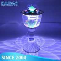 ECO-Friendly Coffee Table Aquaponics Heater Fish Tank For Sale