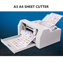 High Speed Sheet Label Die Cutting Machine for Label Printer