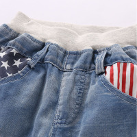 Kids Comfortable Wear boy Short Pant For Wholesale fashion denim short pants child jeans model kids 239