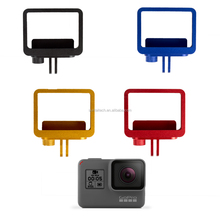 New arrival Metal frame for Gopro Hero 5, 5 Color optional, gopros accessories GP399