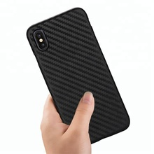Ultra Thin Shockproof Carbon Fiber PP Phone Case Cover For IPhone 5 6 7 8 X