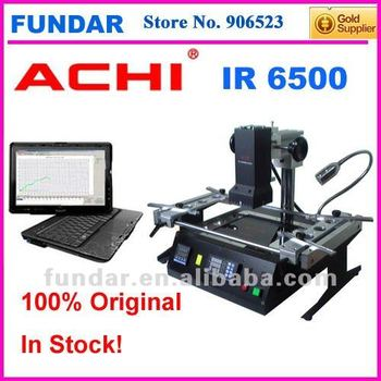 Latest ACHI IR6500 Infrared BGA Rework Station(0527)