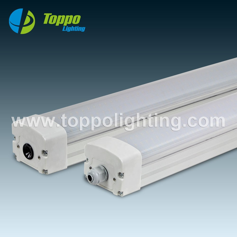 Suspending 1200mm lamp vapor fixture led tri proof light