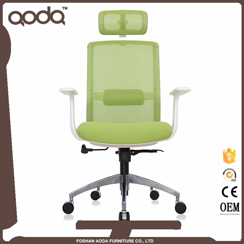 Factory wholesale price green mesh office chair office chair white