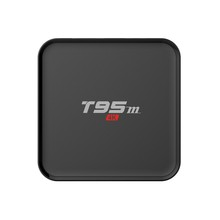 T95M IPTV OTT Quad Core Kodi Android TV Box with Stalker and Nova Middleware by TV Online Like MAG 254