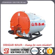 Second Hand Waste Oil Burner Steam Boiler