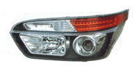 Kinglong XMQ6129Y bus coach head light