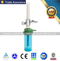 CE certified best-selling European and American buoy type suction wall medical oxygen regulator