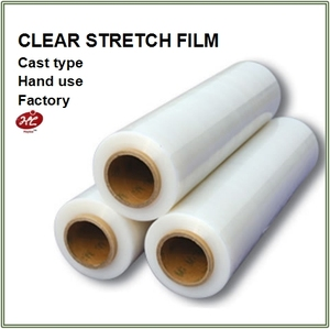 Stretch film for pallet wrap use