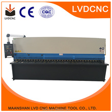 Hot selling QC12Y mini 4x3200mm small Hydraulic Shearing Machine Sheet Metal Cutting Machine with factory Price