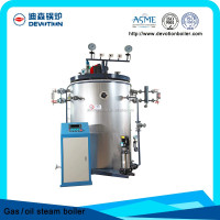 High quality small water volume Vertical Steam Boiler products