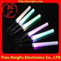 Wholesale color change led glow stick custom led light stick peel & stick led light