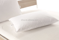 Hotel High quality 100% goose feather pillow