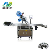 Gosunm Adhesive Sticker Full Automatic Paging Tags Clothing Labeling Machine