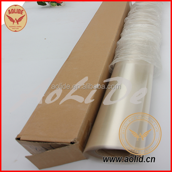 High Clear Transparent PET Film for Screenprinting