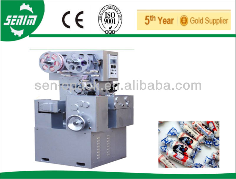 Distributor of SMB-450 Double Twist Toffee Fruit Bulk Cut and Wrapping Machine