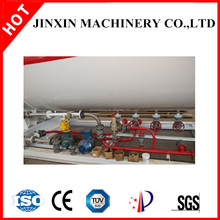 JX Small economic cheap 20CBM skid-mounted LPG gas container filling station ,LPG skid station on sale