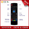 2.4G Remote Control MX3 Air Mouse Wireless Keyboard Voice for XBMC Android Mini PC TV Box