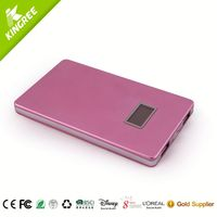 Portable 6000mAh best factory price 2600mah portable keychain power bank battery charger for smartphones