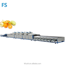 Automatic Vegetable Fruit Washing Machine Bubble washing for vegetable fruit