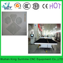 China Glass Equipment Manufacturer for glass cutting machine cnc operation