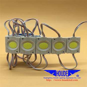 High Lumen DC12V COB LED Module IP65 Cold White