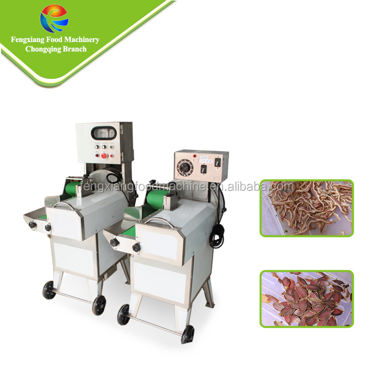 Ce-approved Adjustable Cooked Meat Slicer Cured Meat Slicing Machine