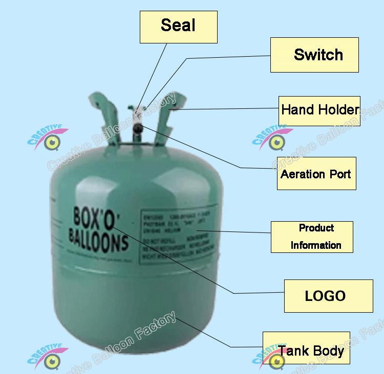 Venta al por mayor precio tanque de helio bombonas de - Gas helio para globos precio ...