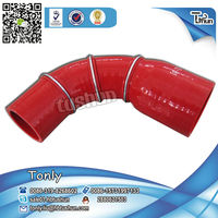 Hot Temperature silicone hose auto parts china manufacturer wholesaler