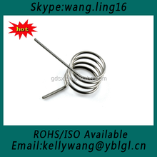 China hot sale custom torsion spring