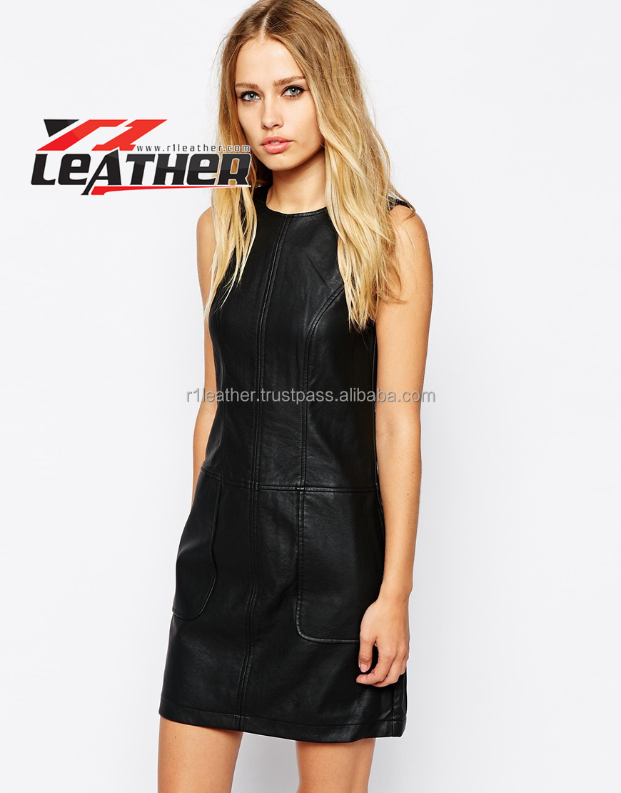 2014 Top Sale Wholesale Black Color Long Mesh Sleeve Women Wear Leather Trim Fashion Sexy Bodycon Casual New Mini Ladies Dress