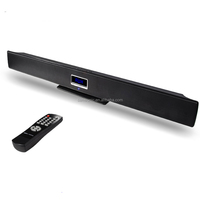 can Hang the wall or stand wireless bluetooth soundbar for hd tv