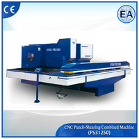 2015 PS Series Cnc Hydraulic Punching Machine