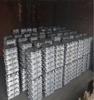 Primary Aluminum Ingot 99 7 High