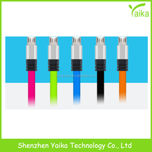 Yaika eteligent quick charge data sync cable recharging your cell phone fast charge
