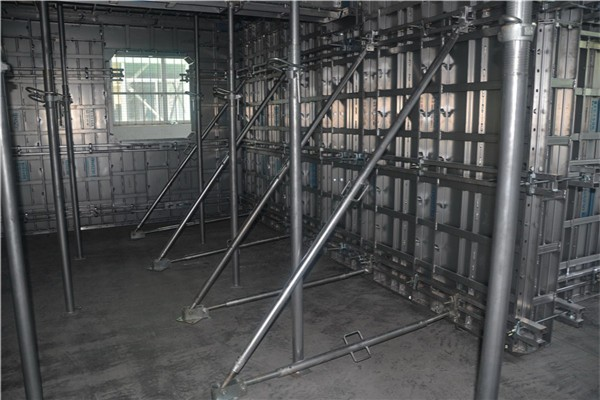 TSX-16121555 Adjustable Formwork Steel Quick Stage Scaffolding Prop
