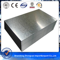 Normal Spangle Galvanized Steel Sheet Grade and High-strength Steel Plate Special Use Zinc Roofing Sheet