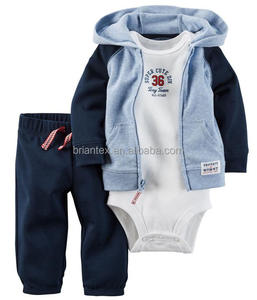Autumn New Thick Baby Clothing Sets Baby Clothes