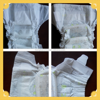 Cute disposable sleepy baby diaper mom love baby diaper made in china and clothlike baby diapers manufacturer in China