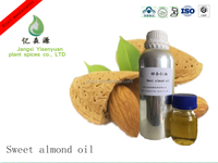 pure organic sweet/bitter almond oil