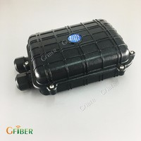 G Fiber Fiber Optic Closure 12