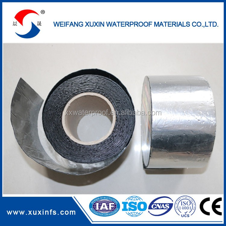 Bitumen waterproofing sealing membrane flashing band